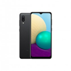 Samsung Galaxy A02 Negro 32GB Libre