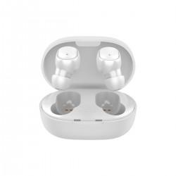Auriculares in-ear inálambricos color blanco