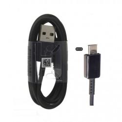 Cable de datos tipo C original de Samsung color negro