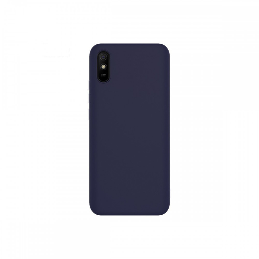 Protector Xiaomi Redmi 9A engomado color azul