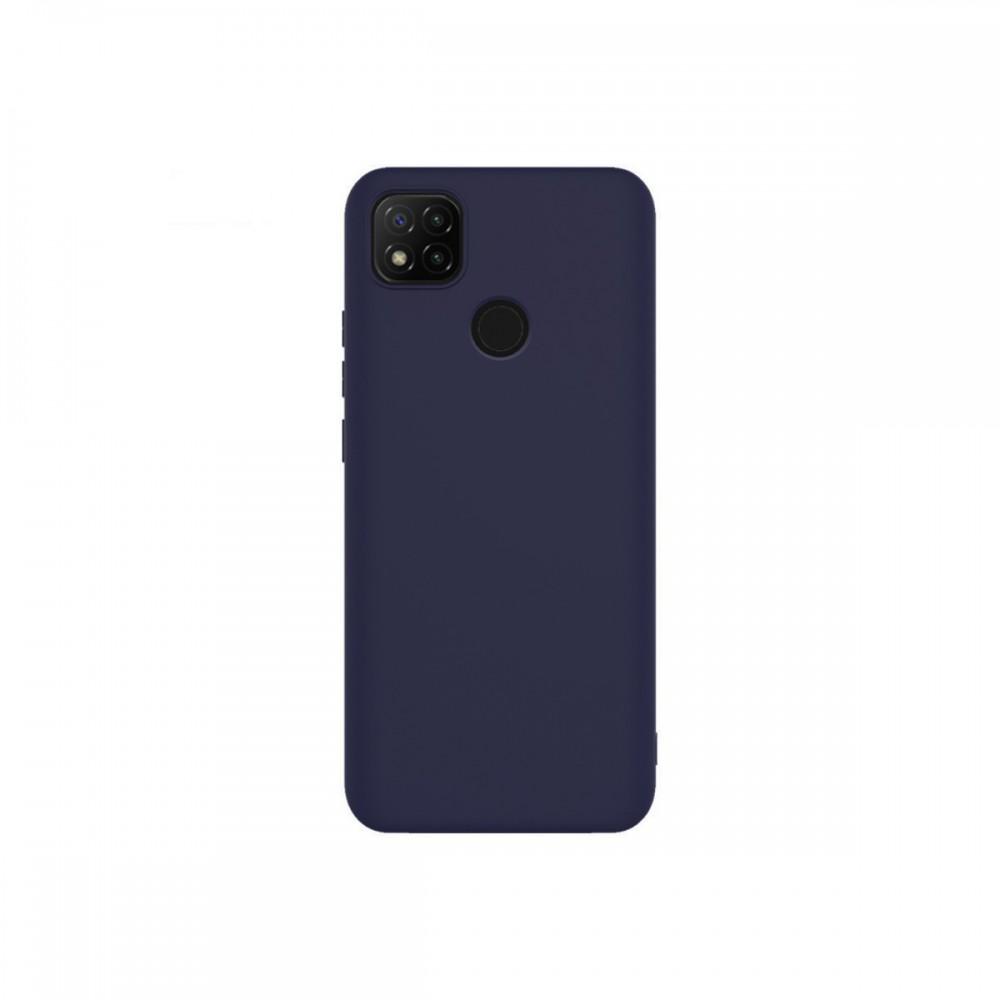 Protector Xiaomi Redmi 9C engomado color azul