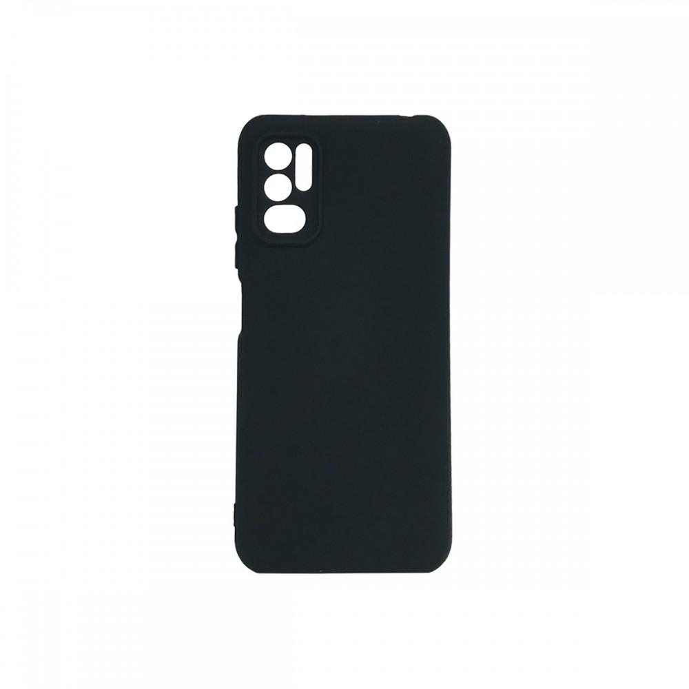 Protector Xiaomi Redmi Note 10 5G engomado color negro