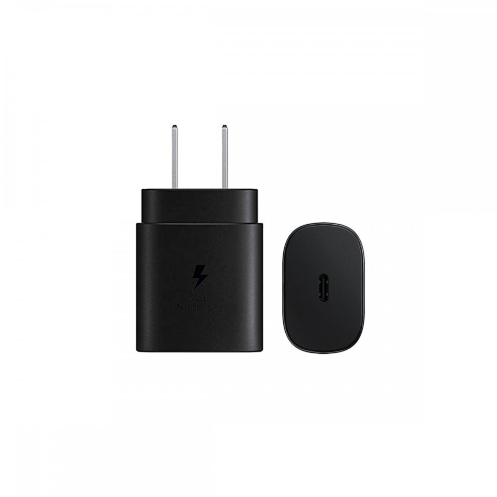 Ficha Samsung carga rápida USB Tipo-C 25W PD