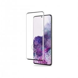 Film templado 9d Samsung Galaxy 20 borde color negro
