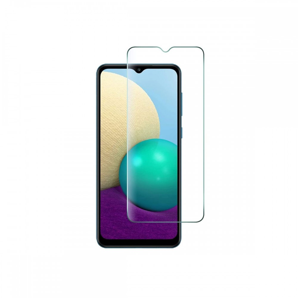 Film templado para pantalla Samsung Galaxy A02