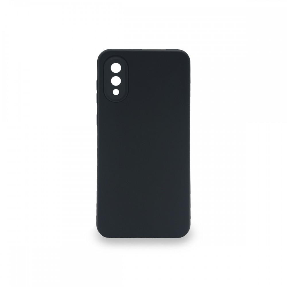 Protector rígido Samsung Galaxy A02 color negro