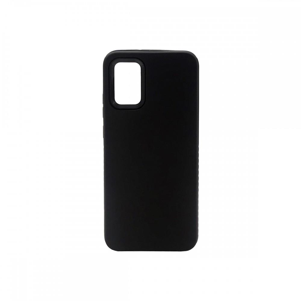Protector rígido para Samsung Galaxy A02S color negro