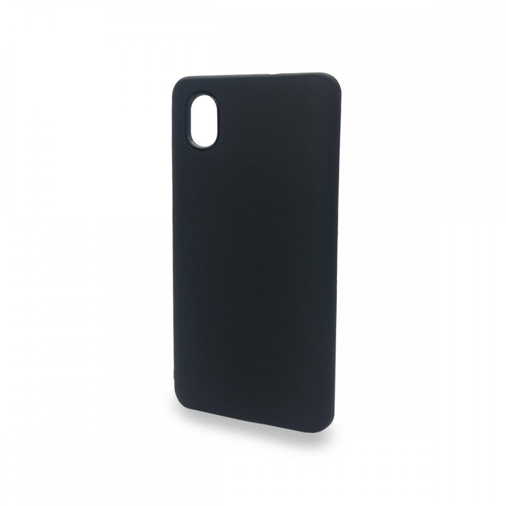 Protector rígido Alcatel 1B/TCL L7 Lite color negro