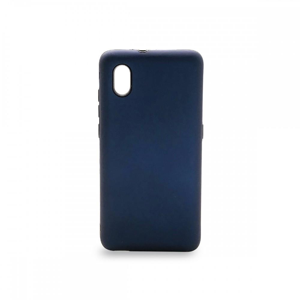 Protector rígido Alcatel 1B/TCL L7 Lite color azul