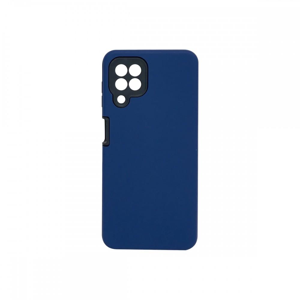 Protector rígido Samsung Galaxy A22 color azul