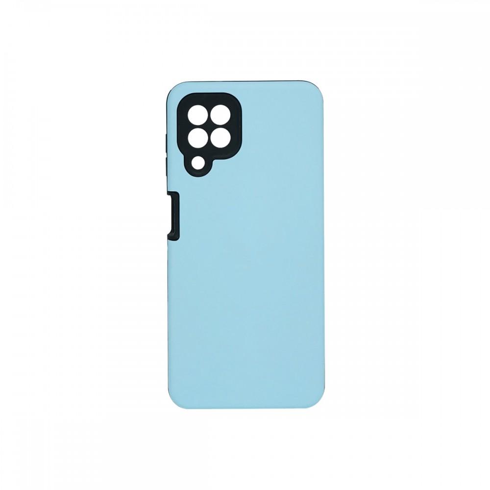 Protector rígido Samsung Galaxy A22 color turquesa