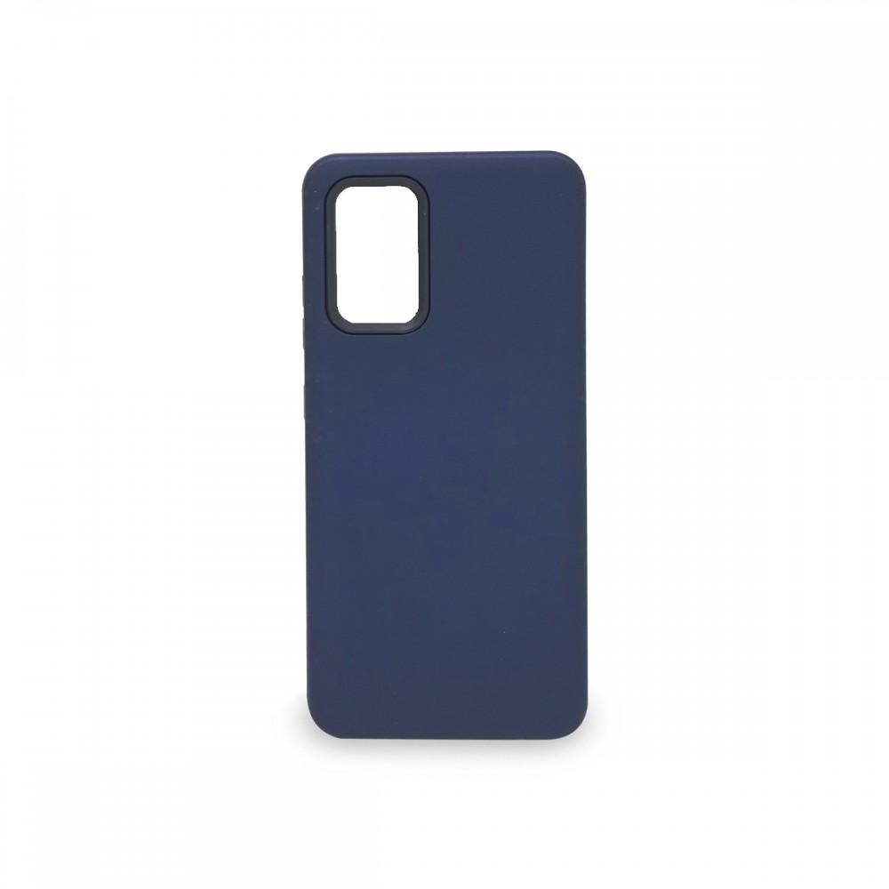 Protector rígido Samsung Galaxy A32 4G color azul