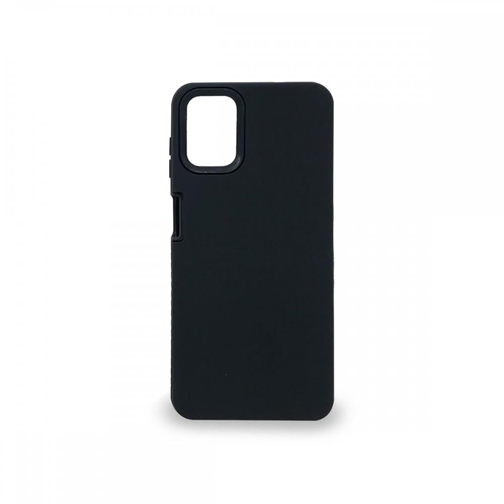 Protector rígido Motorola Moto G9 Plus color negro