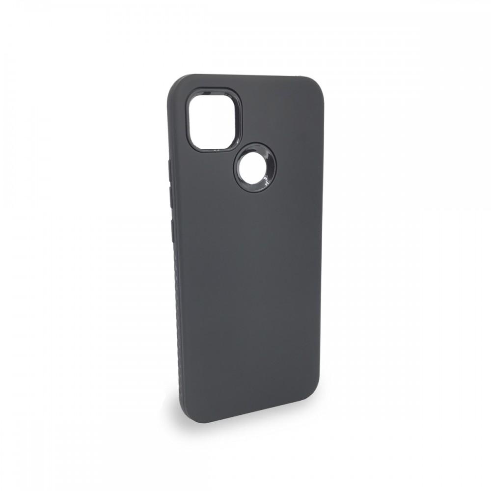 Protector 2 en 1 Xiaomi Redmi 9C color negro