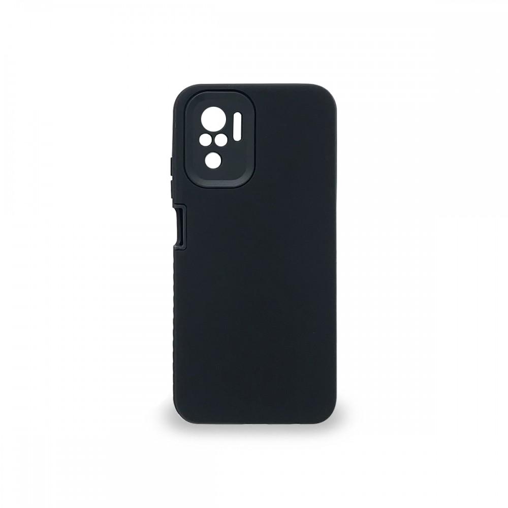 Prorector rígido Xiaomi Redmi Note 10 color negro