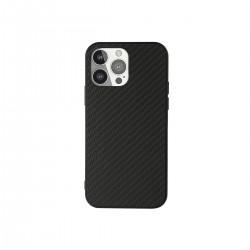 Protector iPhone 13 Pro texturado color negro