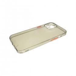 Protector trasparente iPhone 12 Pro Max color negro