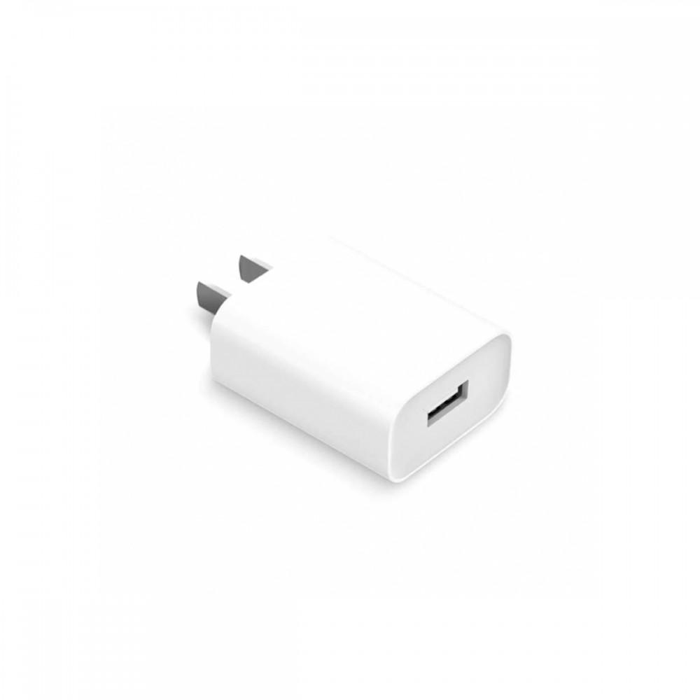Cargador original Xiaomi 10W blanco