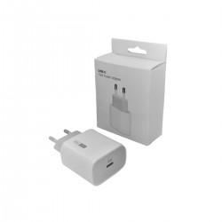 Ficha cargador de pared Tipo-C PD 18W para iPhone