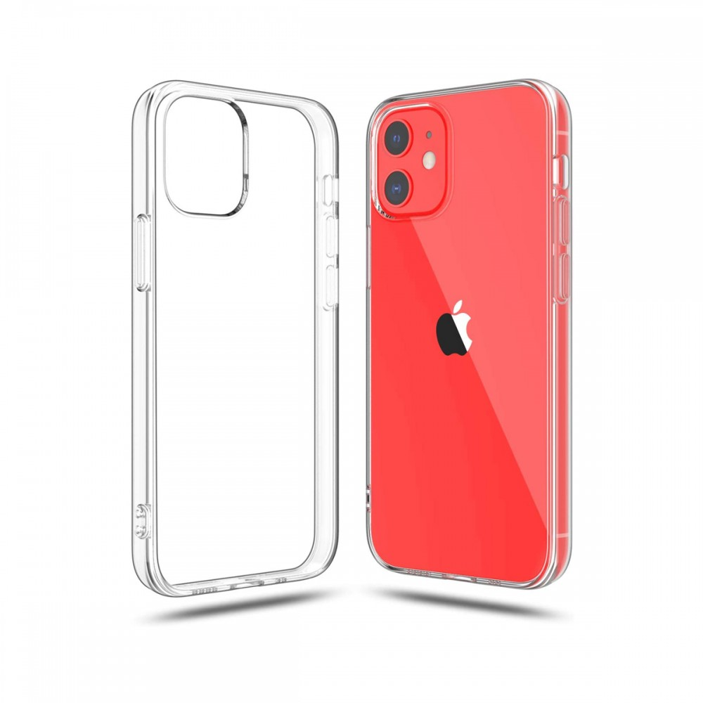 Protector transparente para iPhone 12/12 Pro
