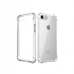Protector iPhone 7/8 color transparente