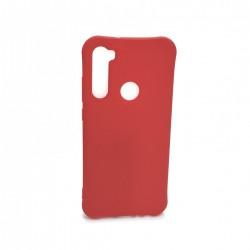 Protector de TPU Xiaomi Redmi Note 8T color rojo